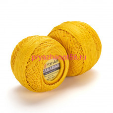 YarnArt CANARIAS 6347 св.желтый