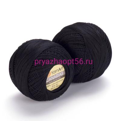 YarnArt CANARIAS 9999 черный