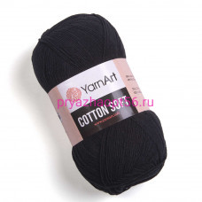 YarnArt COTTON SOFT 53 черный