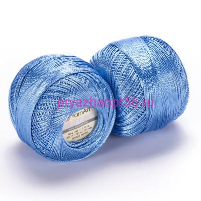 YarnArt TULIP 464 т.голубой