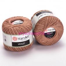 YarnArt VIOLET 0015 какао