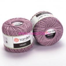 YarnArt VIOLET 4931 бледно-сиреневый