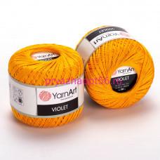 YarnArt VIOLET 5307 желтый