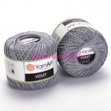 YarnArt VIOLET 5326 серый