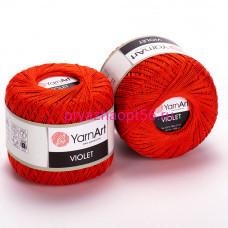 YarnArt VIOLET 5535 оранжевый